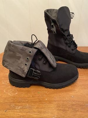 Men's Timberland boots sz 8 for Sale in Union Bridge, MD