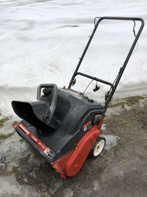 """21"""" MTD SNOWBLOWER for Sale in Hilton, NY"""