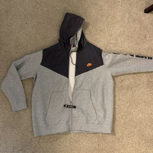 Nike 2x zip up hoodie for Sale in Thornton, CO