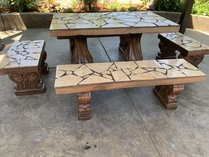 Table Set Tile for Sale in Dinuba, CA
