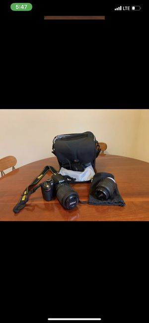Nikon D3200 for Sale in Canaan, CT