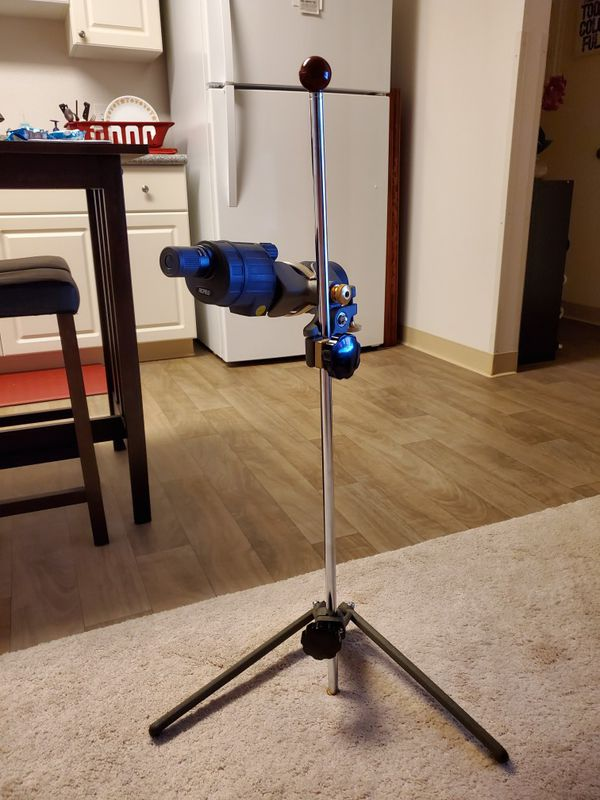 Spotting scope and stand