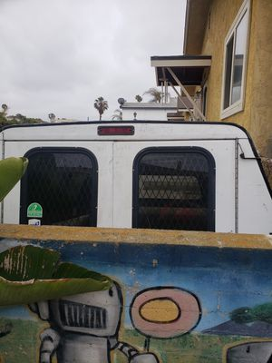 Camper shell for long bed for Sale in San Diego, CA