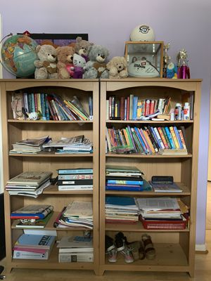 Bookshelves!!! (2) for Sale in Pearland, TX
