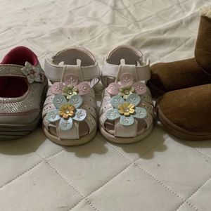 Toddler Shoes Size 3 & 4 for Sale in Oklahoma City, OK