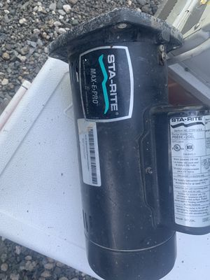 Pool pump for Sale in Fairfield, CA