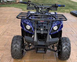 BRAND NEW Blue 4 wheeler for Sale in Inkster, MI