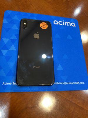 iPhone XS MAX 256g unlocked Read description for Sale in Rialto, CA
