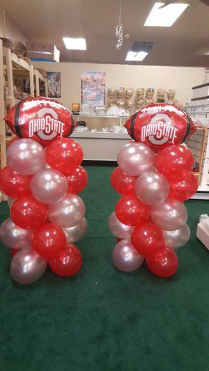 Go Bucks! Balloon columns for Sale in Groveport, OH