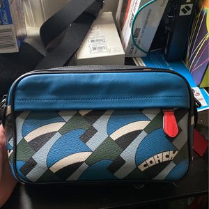 coach mens crossbody bag for Sale in Woodbridge, VA