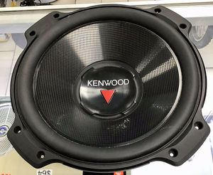 """Car Audio Subwoofer w/ Oversized Cone Bocina Parlante 12"""" Kenwood for Sale in Miami, FL"""