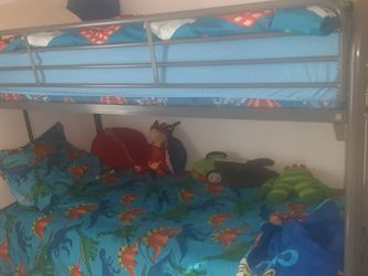 Gray Twin Bunk Beds for Sale in Nashville,  TN