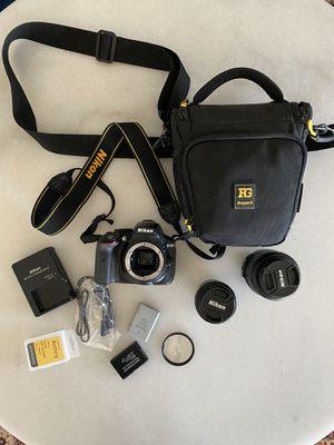 Nikon D5300 DSLR Camera + Kit for Sale in Beverly Hills, CA