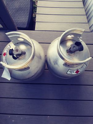 Aluminum #20 propane Cylinders for Sale in Boise, ID