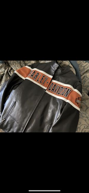 Harley Davison Motorcycle Jacket for Sale in Riverside, CA