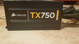 Corsair TX750 Power Supply Unit for Sale in HALNDLE BCH, FL