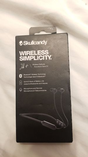 Skullcandy WIRELESS SIMPLICITY earbuds for Sale in Englewood, CO