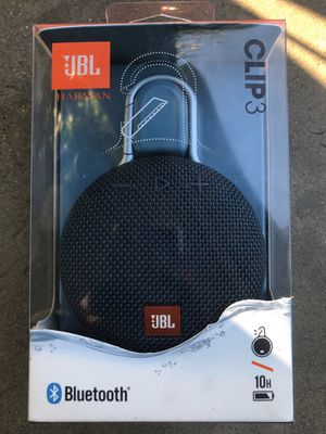 JBL Clip 3 {NEW}‼️ for Sale in Los Angeles, CA