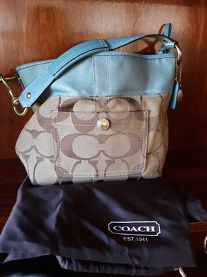 Authentic Coach with CC Monogram for Sale in Columbus, OH