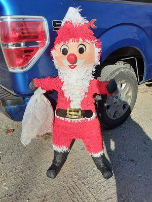 Santa claus pinata for Sale in Houston, TX