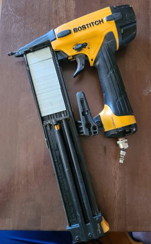 Bostitch 18 gauge air brad nailer for Sale in Revere, MA