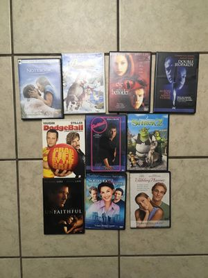 DVD's miscellaneous for Sale in Fort Lauderdale, FL