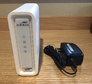 Arris SB6190 cable modem for Sale in Sherwood, OR