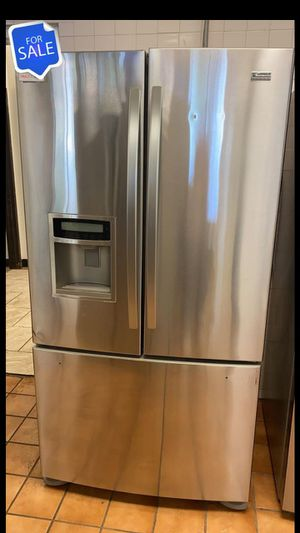 No credit !! Kenmore free delivery refrigerator fride limited quantities! #1731 for Sale in Baltimore, MD