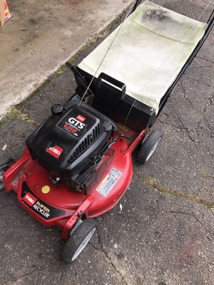 Toro recycler lawn mower. Was working until the cable broke that turns the ignition on. Needs fixing for Sale in Waterford Township, MI