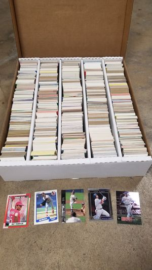 5000 baseball cards for Sale in Chicago, IL