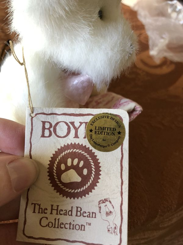 Boyd's Longaberger Horizon of Hope bear