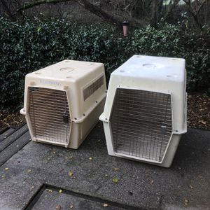 FREE large and Super Large Dog Crates for Sale in Danville, CA
