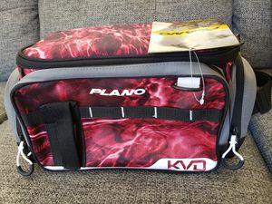 New KVD Plano Fishing Tackle Box for Sale in Scottsdale, AZ