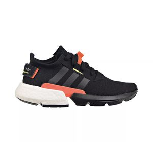adidas POD S3.1 Core Black Cloud White Solar Red G28993 Size 9 Men for Sale in West Covina, CA