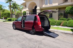 Wheelchair Van 2018 SXT Dodge Grand Caravan for Sale in CA, US