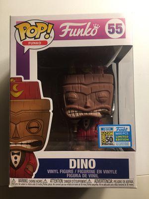 Freaky tiki fundays DINO funko pop for Sale in Brea, CA