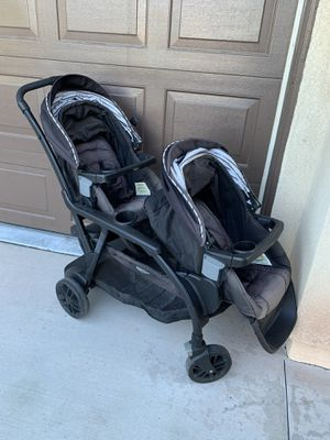 Double stroller for Sale in Riverside, CA