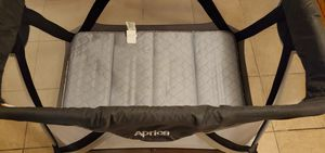 Aprica baby playpen play sleep nap bed graco fisher price pack and play baby trend infant for Sale in New York, NY