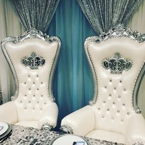 Throne Chair Crown for Sale in Tampa, FL