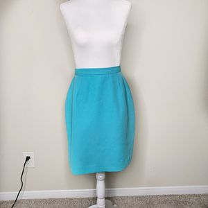 Blue vintage pencil skirt for Sale in Silver Spring, MD