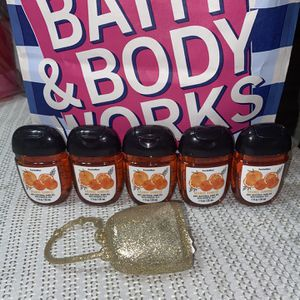 "Orange sunrise"" set Bath & body works for Sale in El Monte, CA"