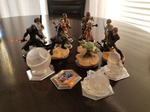 Disney Infinity Star Wars Characters (3.0) for Sale in Chandler, AZ