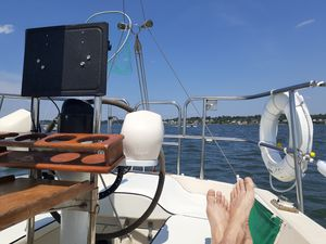 27ft Catalina sailboat for Sale in Ridgefield, CT