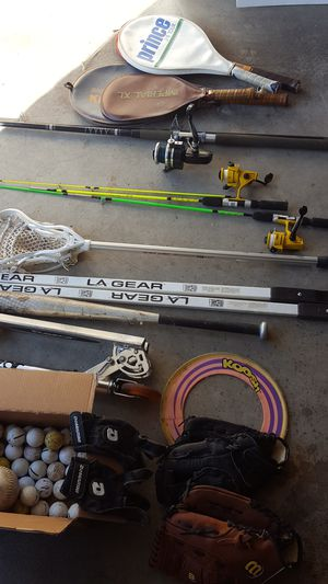 Summer Sports Bundle for Sale in Kent, WA