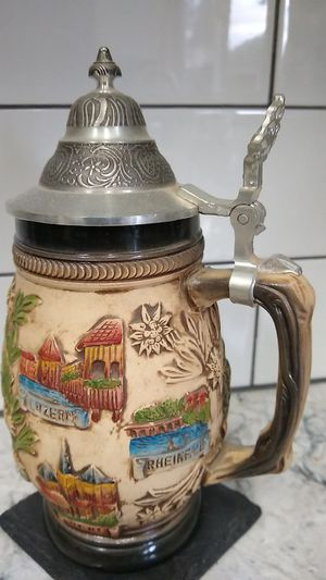 Beer Stein by Zoller & Born handmade in Germany for Sale in Pumpkin Center, CA
