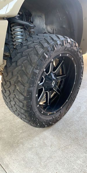 Rims & tires for sale for Sale in Pasadena, TX