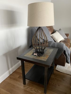 Table Lamp for Sale in Foxborough, MA