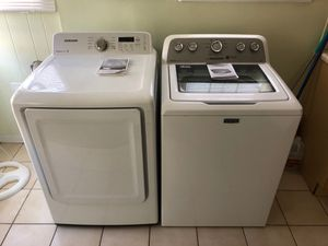 Maytag Washer/ Samsung Dryer for Sale in Los Angeles, CA