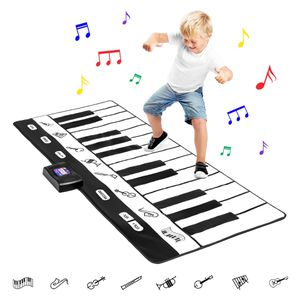 BRAND NEW 24 key giant piano keyboard with instrument settings for Sale in Los Angeles, CA