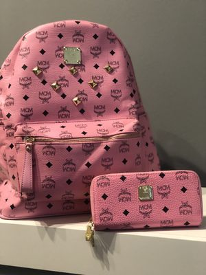 Brand new pink backpack and wallet duo for Sale in Atlanta, GA